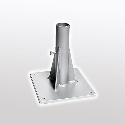 Outdoor Fixture - Umbrella Base - Iron - Fixed