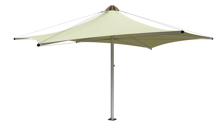PVDF Tensile Membrane Umbrella