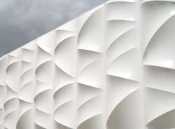 Tensile Design Facade
