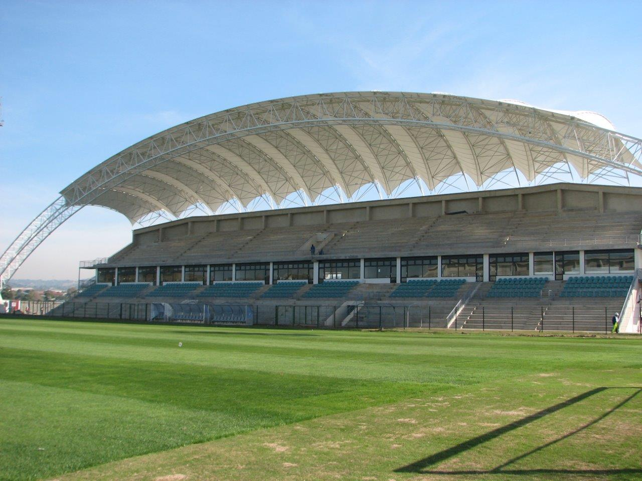 PVDF Tensile Membrane Stadium Shade