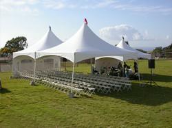 PVDF Tensile Moduler Tent