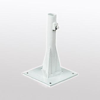 Outdoor Fixture - Umbrella Base - Aluminum - Fixed
