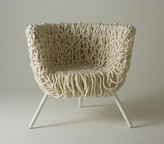 Outdoor Braided & Rope Chair - Celaeno