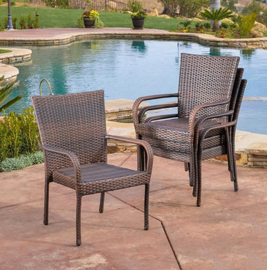 Outdoor Stackable Chairs