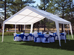 PVDF Tensile Folding Tent