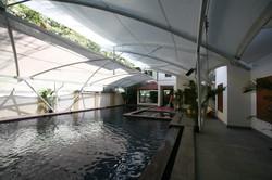 Tensile Swimming Pool Enclosure
