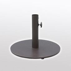Outdoor Fixture - Umbrella - Base - Iron -Square - Iron
