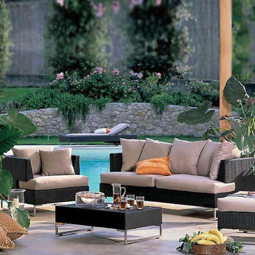 Outdoor Furniture - Sofa Set - City