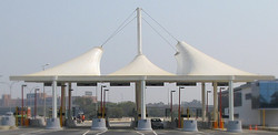 CONICAL TENSILE TOLL GATE