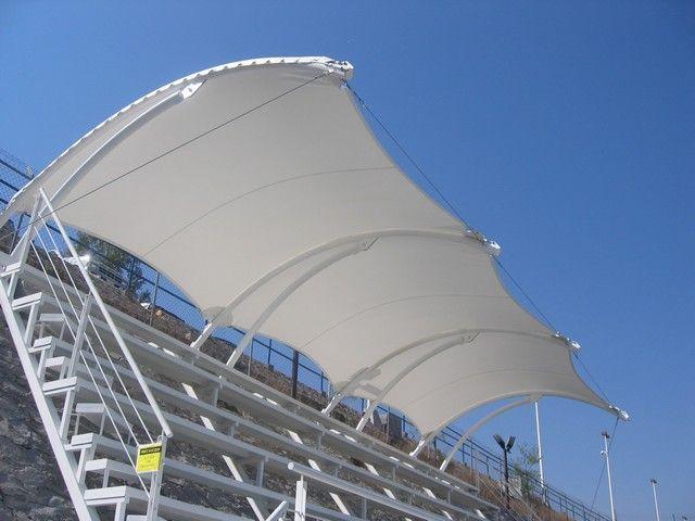 PVDF Tensile Membrane Stadium Roof