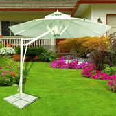 Garden Umbrella Eclipse - side pole