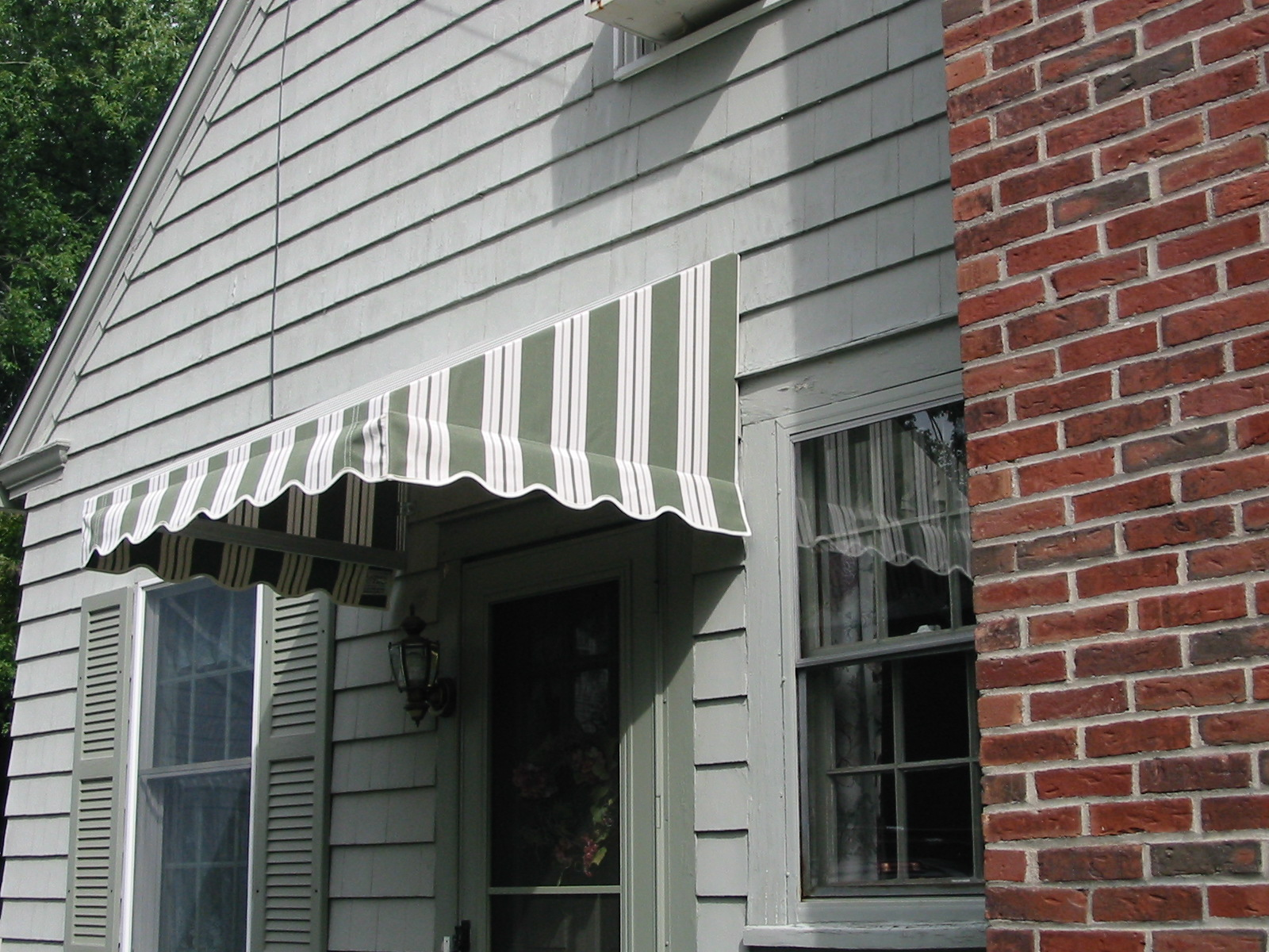 Tensile Window Awning
