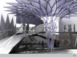 Designer Tensile Membrane Artefact