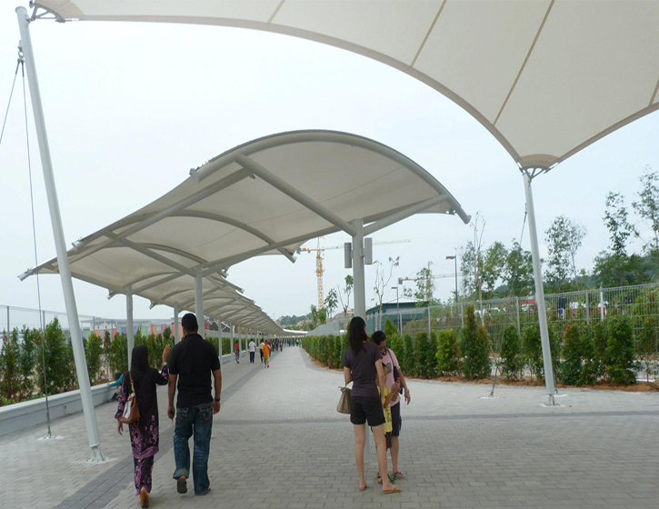 Tensile Arc Path way