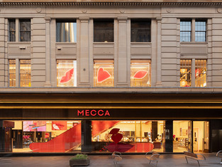 MECCA Gowings Sydney