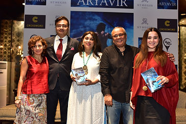 Aryavir Launch St Regis Mumbai