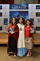 Aryavir Simone Singh and Avantika Akerkar