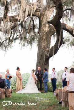 Ceremony at the Oak