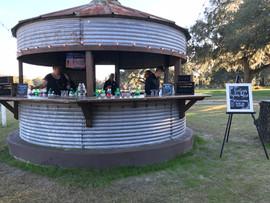 Outdoor Silo Bar