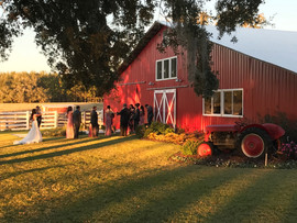 Red Barn Front