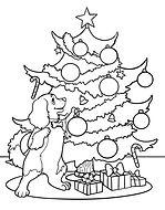 Deputy's Christmas Tree