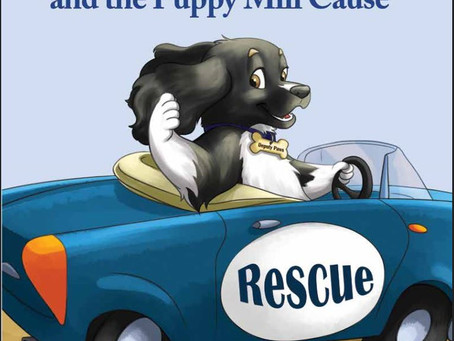 New Kids Book Teaches Children About the Dangers of Puppy Mills