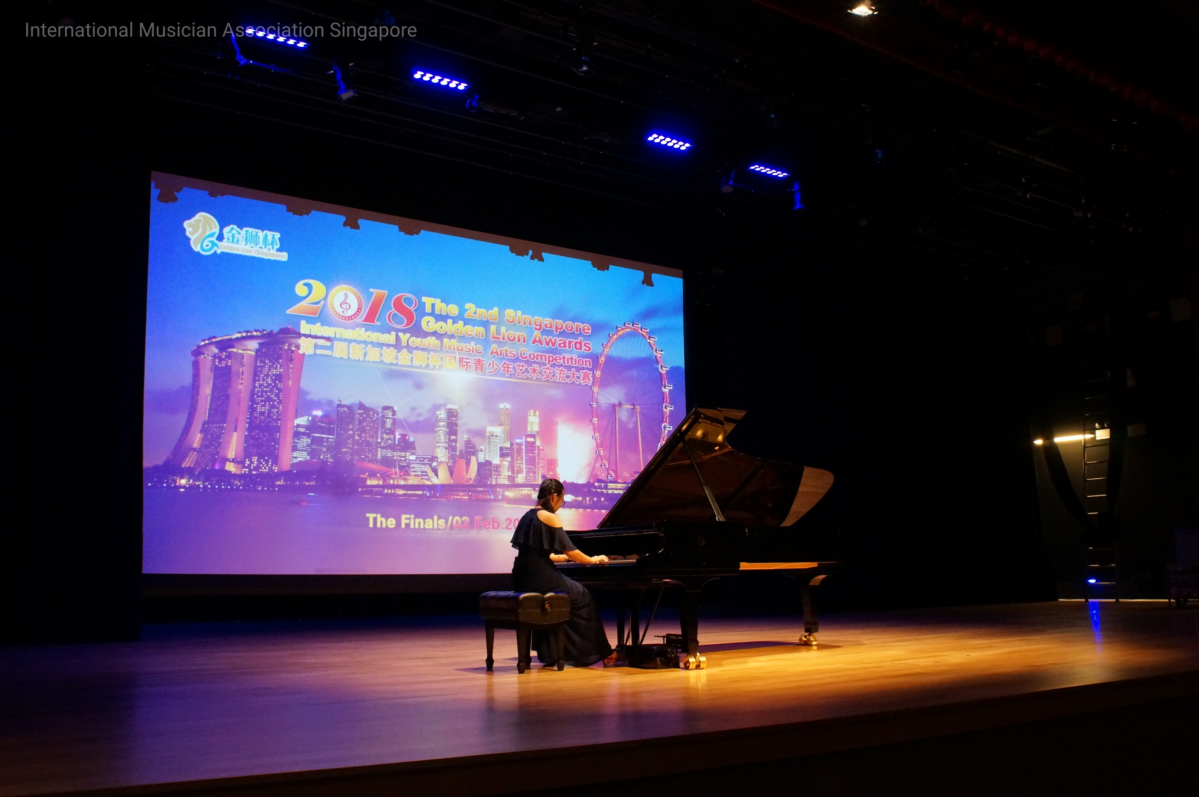 The 2nd SGLAIY Music Arts Competition | IMASG-International Musicans