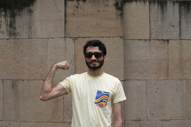 T-shirt unisex design