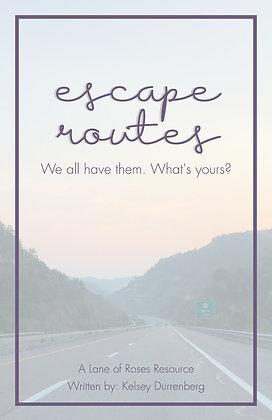 Escape Routes Workbook