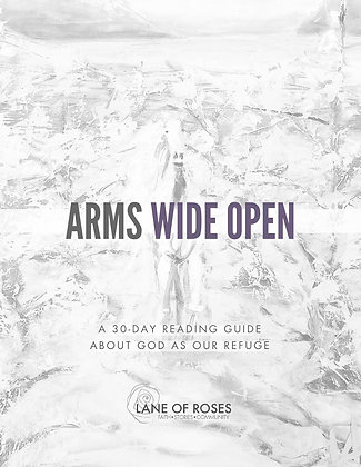 30-Day Reading Guide Workbook | Arms Wide Open