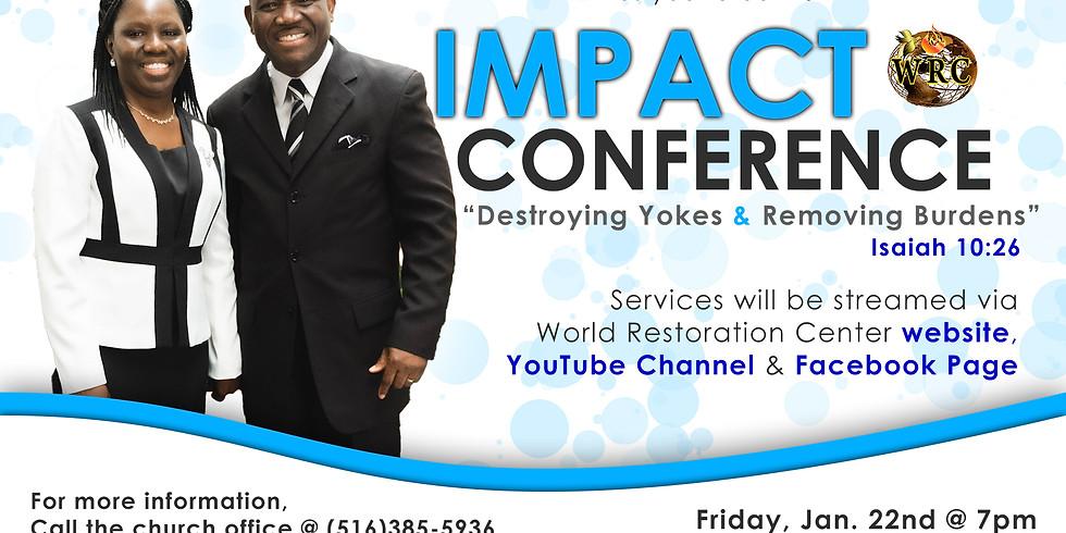 2021 Impact Prayer Conference