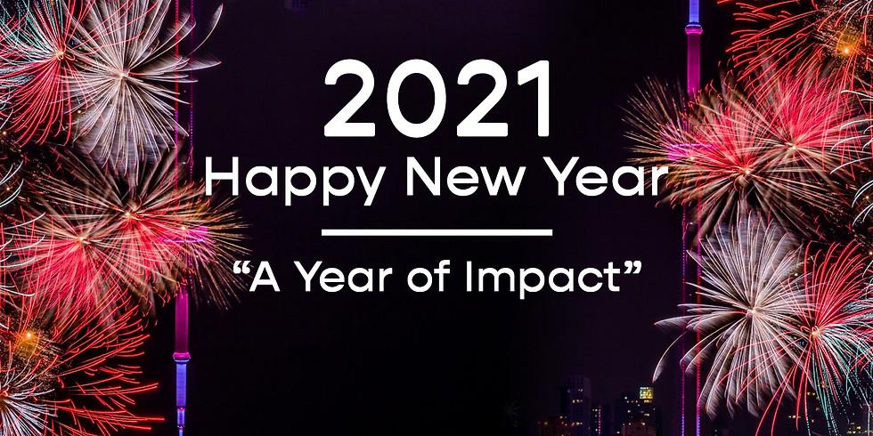 2021 New Year's Eve Celebration