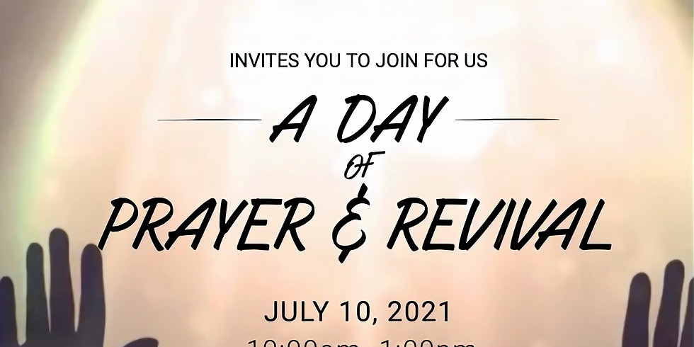 Brooklyn Day of Revival