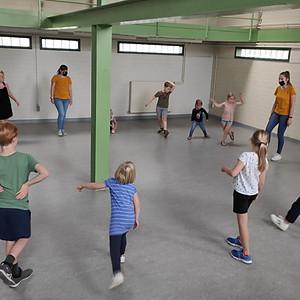 Danslessen Juniors