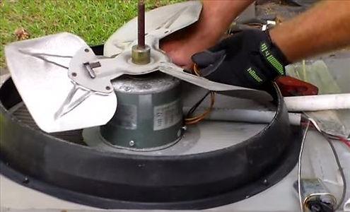 Condenser Fan Motor Replacement | STANDARD