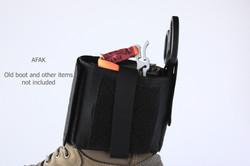 Black AFAK on boot 3