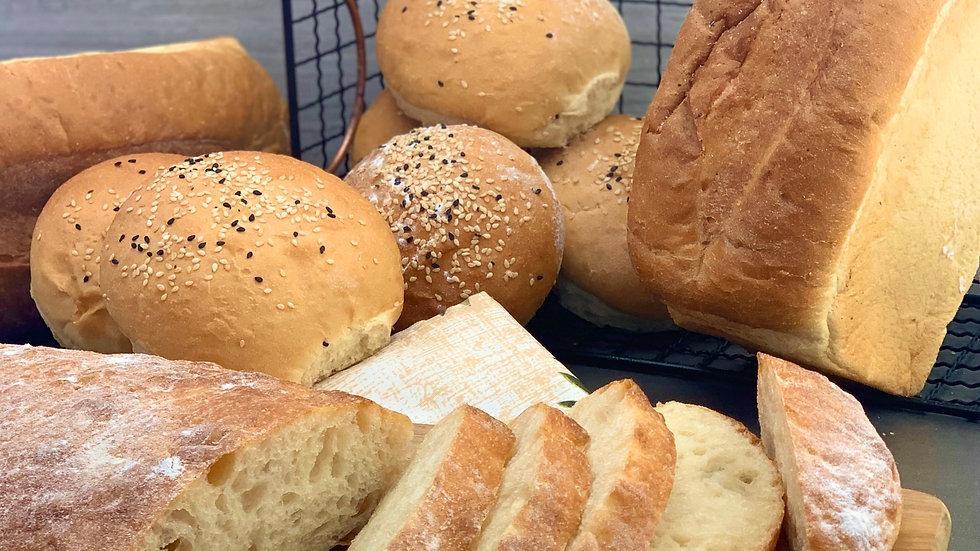 Dough Boys Classic Bread Box