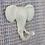 Thumbnail: Perchero elefante blanco