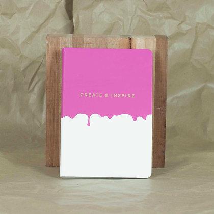 "Cuaderno ""create & inspire"""