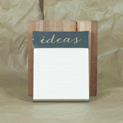 """Block gigante """"ideas"""""""