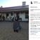 El poncho que uso Katy Perry durante su estadía en Uruguay