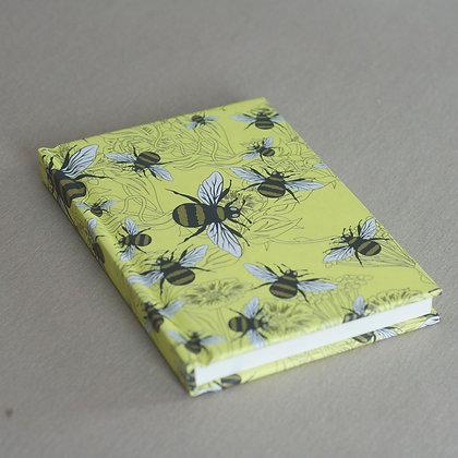 Libretita amarilla abejas chica