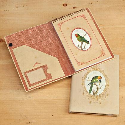 Cuaderno birds