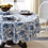 Thumbnail: Mantel Ralph Lauren flores azules