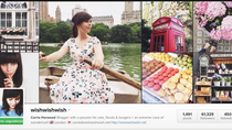 Recomendados de instagram