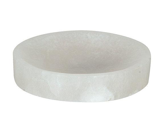 Jabonera marmol blanca