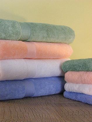 Set de toallas 100% algodón egipcio 600 gsm