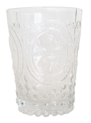 Vaso flor de lys cristal