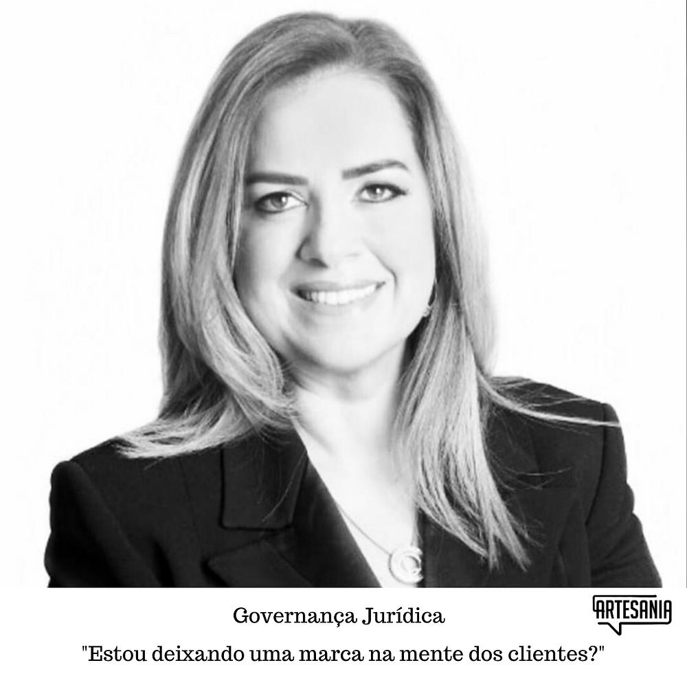 Especialista em Governança Jurídica, Lara Selem fala como o advogado deve deixar uma marca na mente dos clientes.