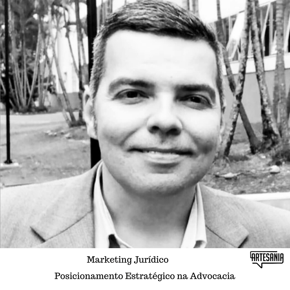 Especialista em Marketing Jurídico, Rodrigo Bertozzi